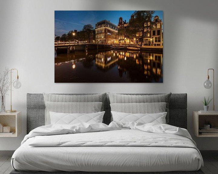 Sfeerimpressie: City of lights van Scott McQuaide