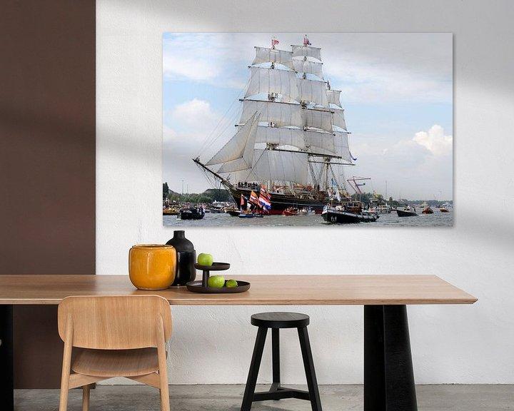 Sfeerimpressie: Sail in Amsterdam 2015 van Roelof Foppen