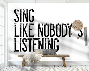 Sing... van Melanie Viola
