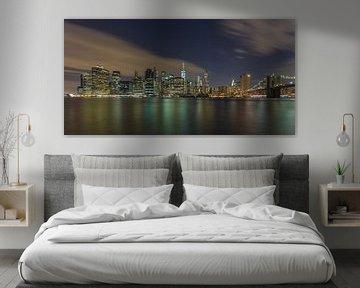 New York Skyline - 14 van Tux Photography