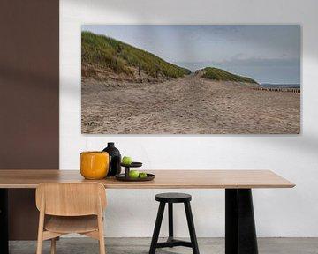 Cadzand-Bad, het Zwin, Knokke, Zeebrugge (3) van Dirk Huckriede