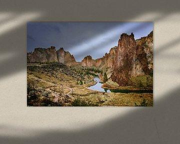 Smith Rock - Oregon van Erwin van Oosterom