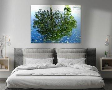 Tree Magic 46 van MoArt (Maurice Heuts)