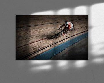 """Sport-Großpreisgewinner"""" Digiphoto Pro"""" Läufer-Sprinter von Marco Knies"""