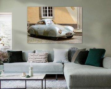 Porsche 64 Prototype sportwagen von Sjoerd van der Wal