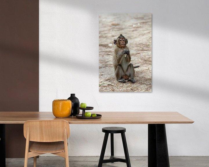 Sfeerimpressie: Ein tierischer Gourmet van Levent Weber