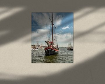 Sail Amstrdam 2015 van John Kreukniet
