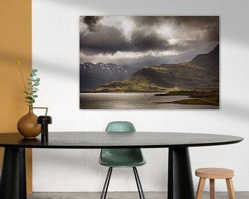Noord IJsland van Inge Duijsens