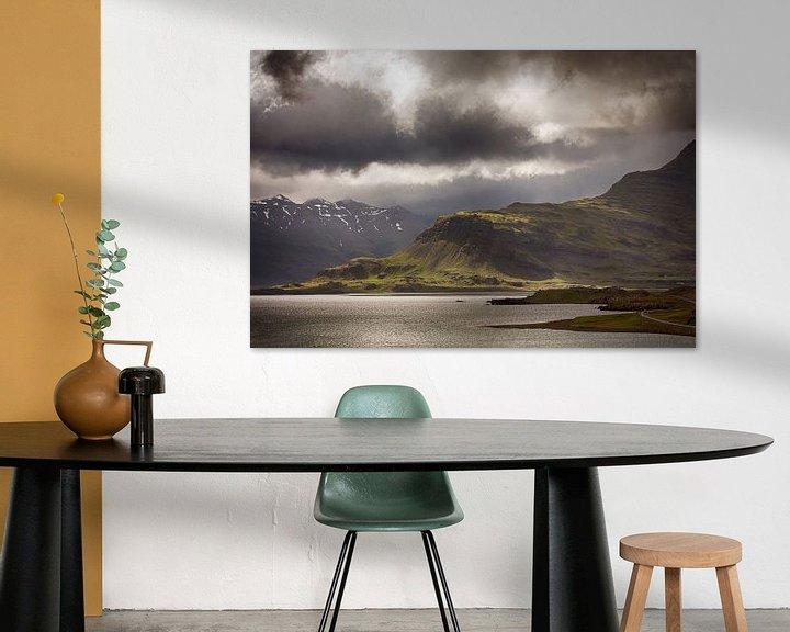 Sfeerimpressie: Noord IJsland van Inge Duijsens
