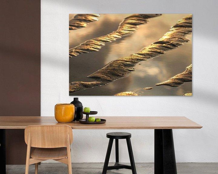 Beispiel: Goldener Strand von Levent Weber