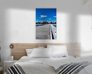De pier van St. Kilda - Melbourne, Australië van Be More Outdoor
