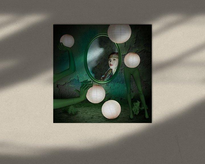 Beispiel: Das Geheimnis des grünen Zimmers von Erich Krätschmer