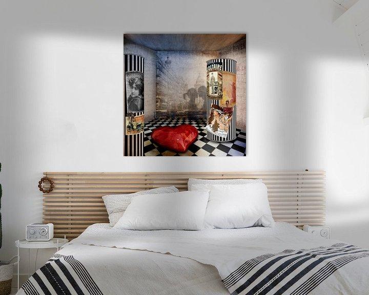 Beispiel: Paris - Stadt der Liebe von Erich Krätschmer