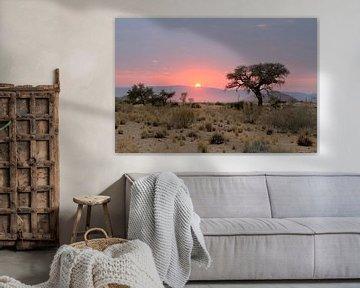 Zonsopkomst/ Sunrise von Marijke van Noort