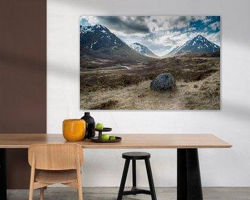Schotland- Highlands von Chris Wagter