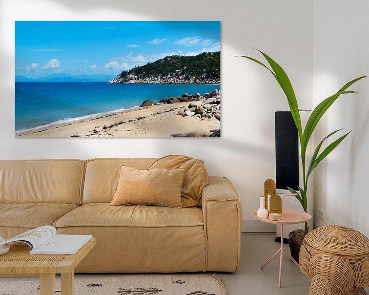 Sfeerimpressie: Het strand van Magnetic Island - Queensland, Australië van Be More Outdoor