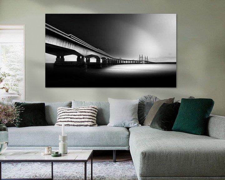 Sfeerimpressie: Severn Bridge van Martijn Kort