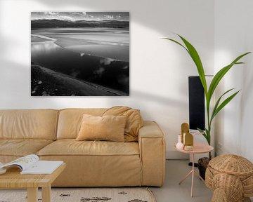 Portmeirion coast line, North Wales von Mark van Hattem