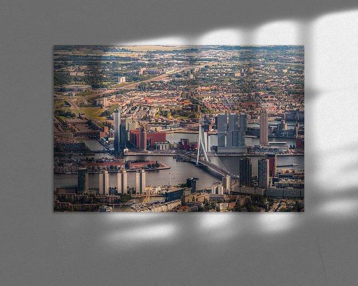 Sfeerimpressie: Rotterdam op Zuid van Dennis Vervoorn