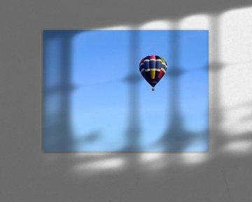 Ballonvaart van Jurgen den Uijl