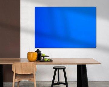 Blauwe blauwe lucht van Jan Brons