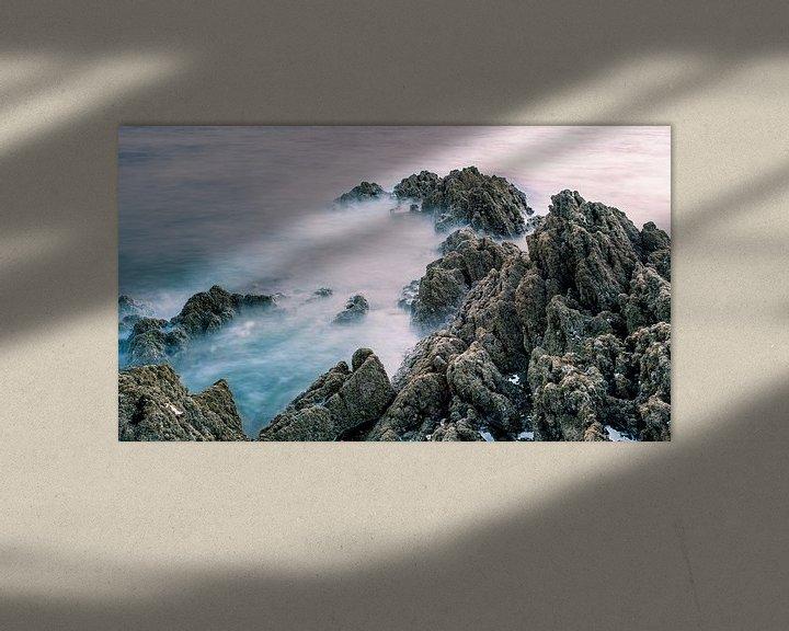 Sfeerimpressie: Calm ocean van Boas  van den Berg