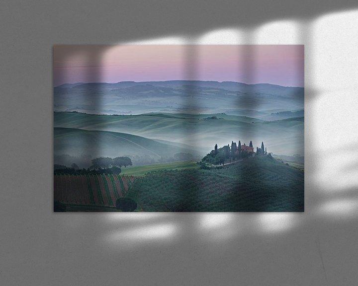 Sfeerimpressie: Ontwaken in Toscane, of toch nog dromen? van iPics Photography