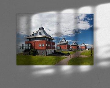 Huizen in Stavoren von PAM fotostudio