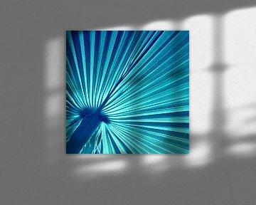 Blauw van Violetta Honkisz