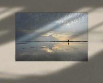 underneath a patchwork sky van Matthijs Lokers