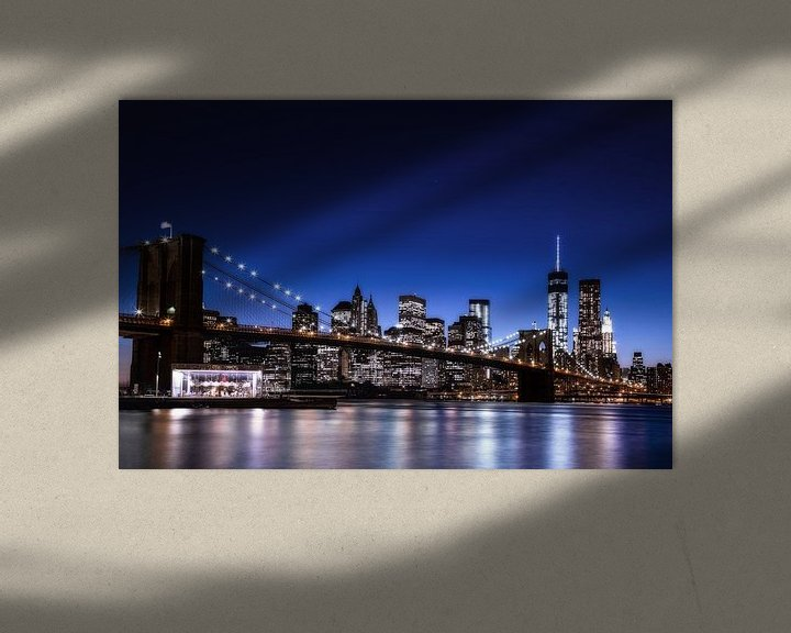 Sfeerimpressie: Pont de Brooklyn van Maeva GAMEIRO