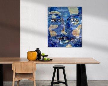 New Mind New Face 261014 von ART Eva Maria