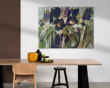 zwarte tulpen - samenvatting van Christine Nöhmeier