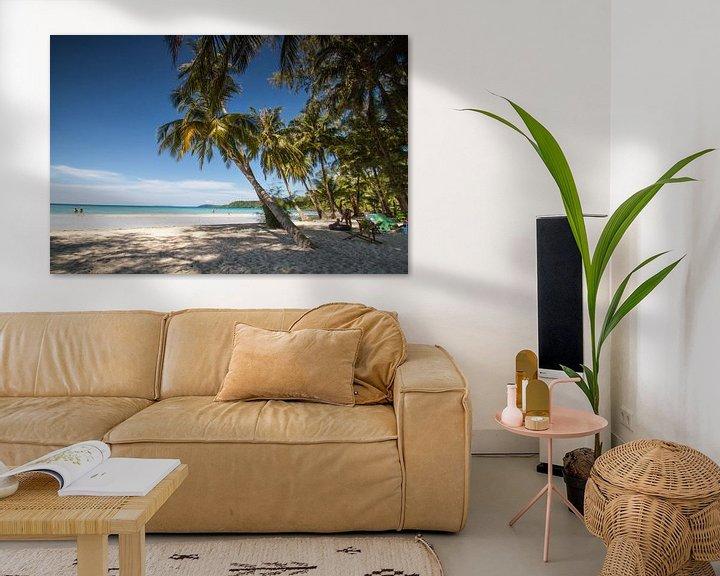 Beispiel: Traumhafter Strand auf Koh Kut von Levent Weber