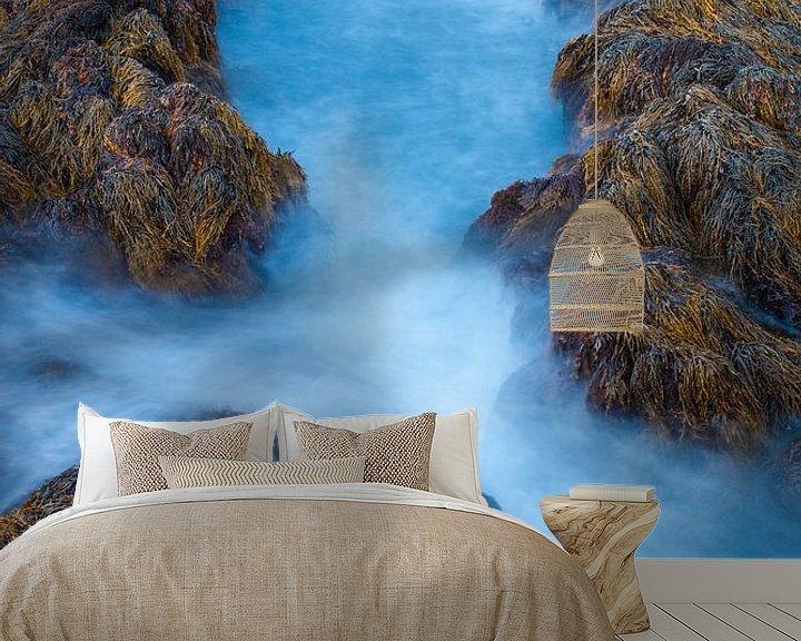 Sfeerimpressie behang: IJslandse kust van DuFrank Images