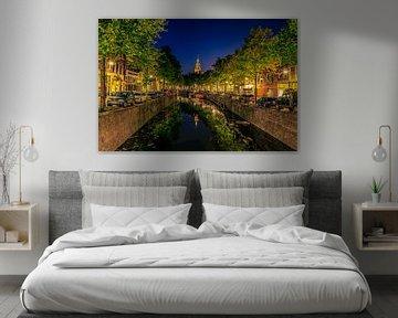 West en Oosthaven Gouda von Michael van der Burg