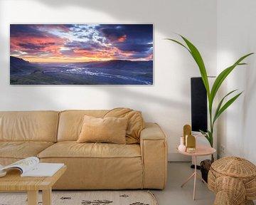 Last Light Island von Sander van der Werf