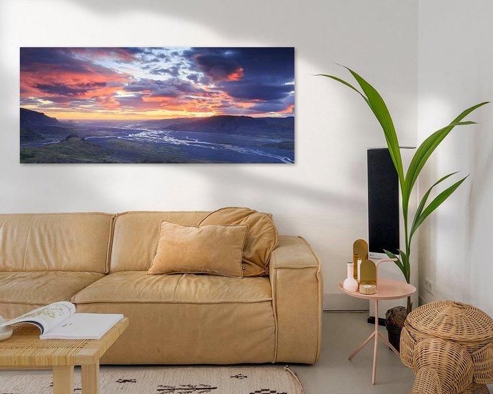 Sfeerimpressie: Last light van Sander van der Werf