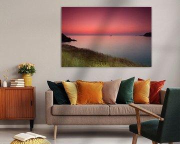 Sunset van Marco Faasse