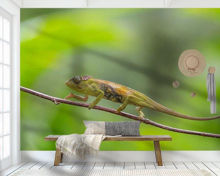 Impression: Mulanje Kameleon sur Ronald Zimmerman