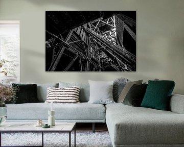 constructie van driehoeken van Steven Langewouters