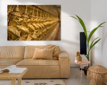 Gouden Garuda's van Olaf Piers