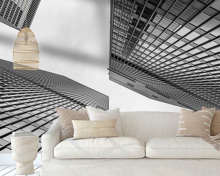 Impression: gratte-ciel, Toronto sur Reinier Snijders