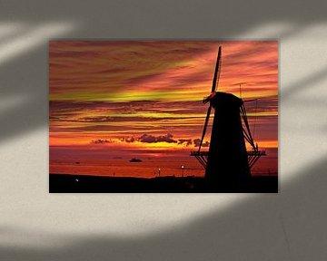 sunrise 3 van marijn kluijfhout