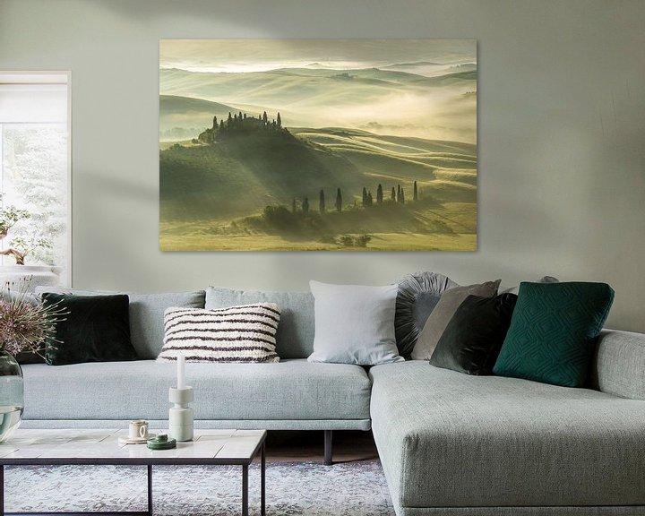Sfeerimpressie: Toscane van Katrin Engl