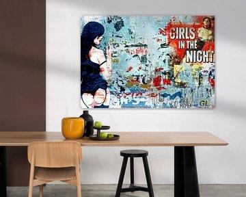 Girls in the Night van david kokke