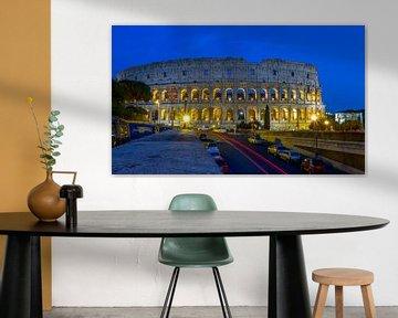 Colosseum - Rome van Jelmer van Koert