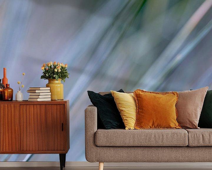 Sfeerimpressie behang: Regen.. van Miranda van Hulst