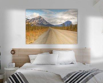 Dalton highway  van Menno Schaefer