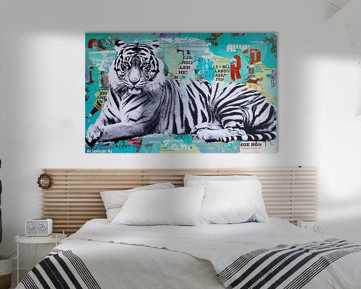 Sfeerimpressie: Tigerstyle  van Michiel Folkers